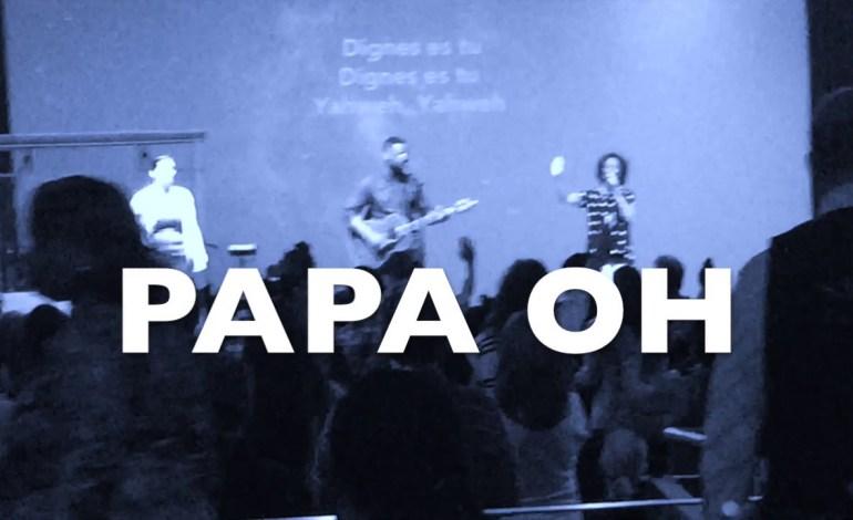 Samuel Shukrani's- Papa Oh (Lyrics)
