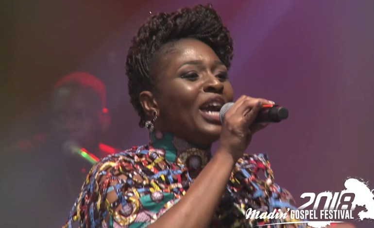 Madin'Gospel Festival 2018 – Dena MWANA : Bolingo Etomboli Ngaï