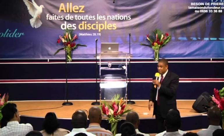 Revêtez-vous des armes de Dieu – Jean-Christophe Francois-Louison