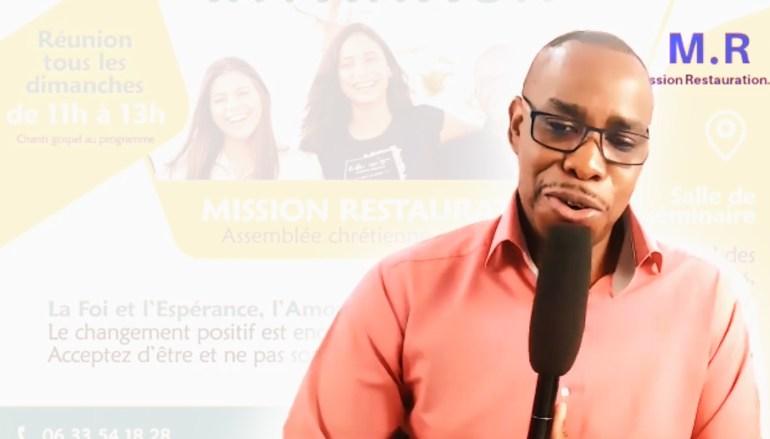 Eric Moreton – Notre appel au service de Dieu