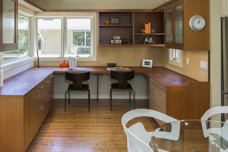 kitchen work station apartment cabinets get organized with a dedicated workstation mission