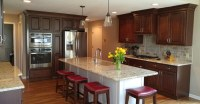 Leawood Kitchen Remodel Transforms Kitchen, Trades