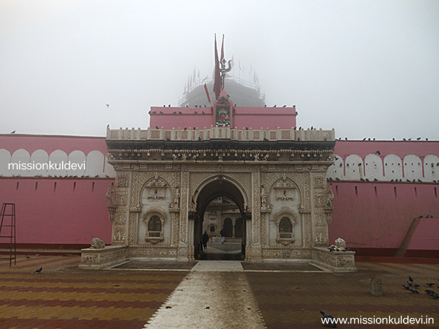 Karni Mata Temple Deshnok