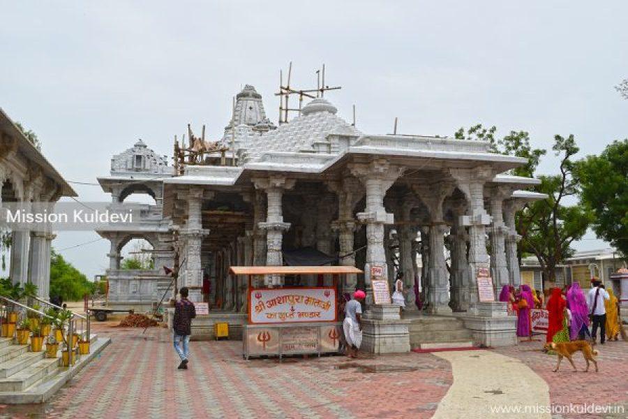 Ashapura Mata Temple Nadol Pali
