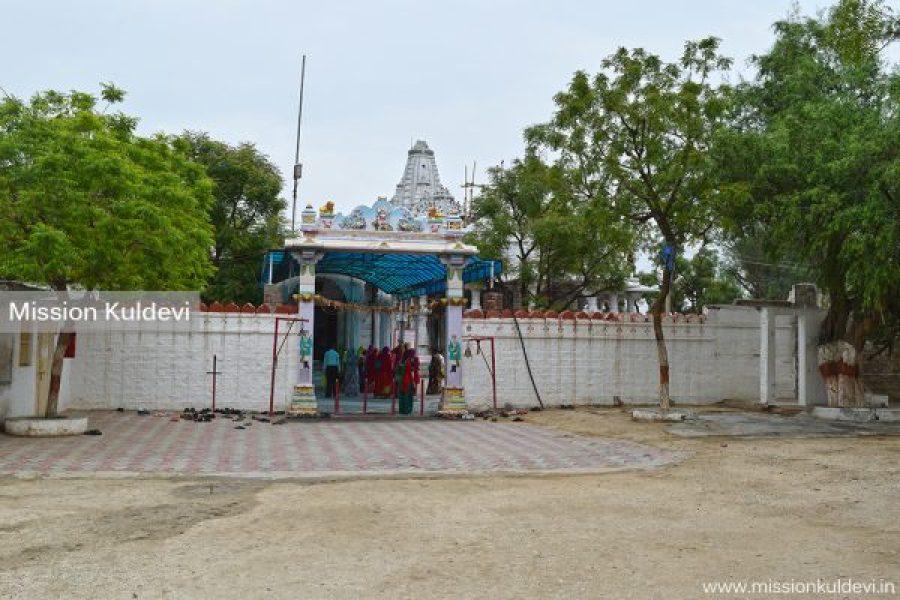 Ashapura Mata Temple Nadol (Pali)