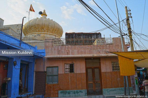 Piplad Mata Temple, Pipar city (Jodhpur)