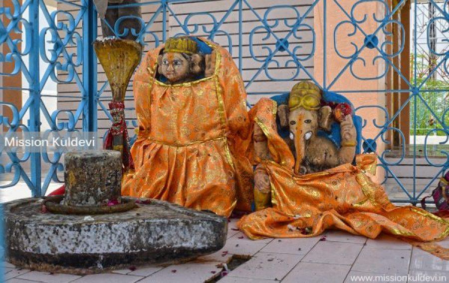 Shivlinga in Sejal Mata Temple- Sojat