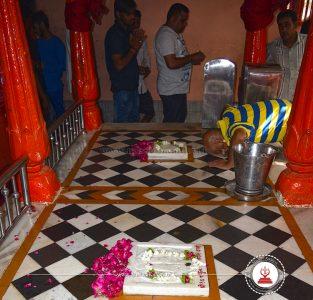 mohandasji-kanhi-dadi-footprints-paglya-salasar-balaji-temple
