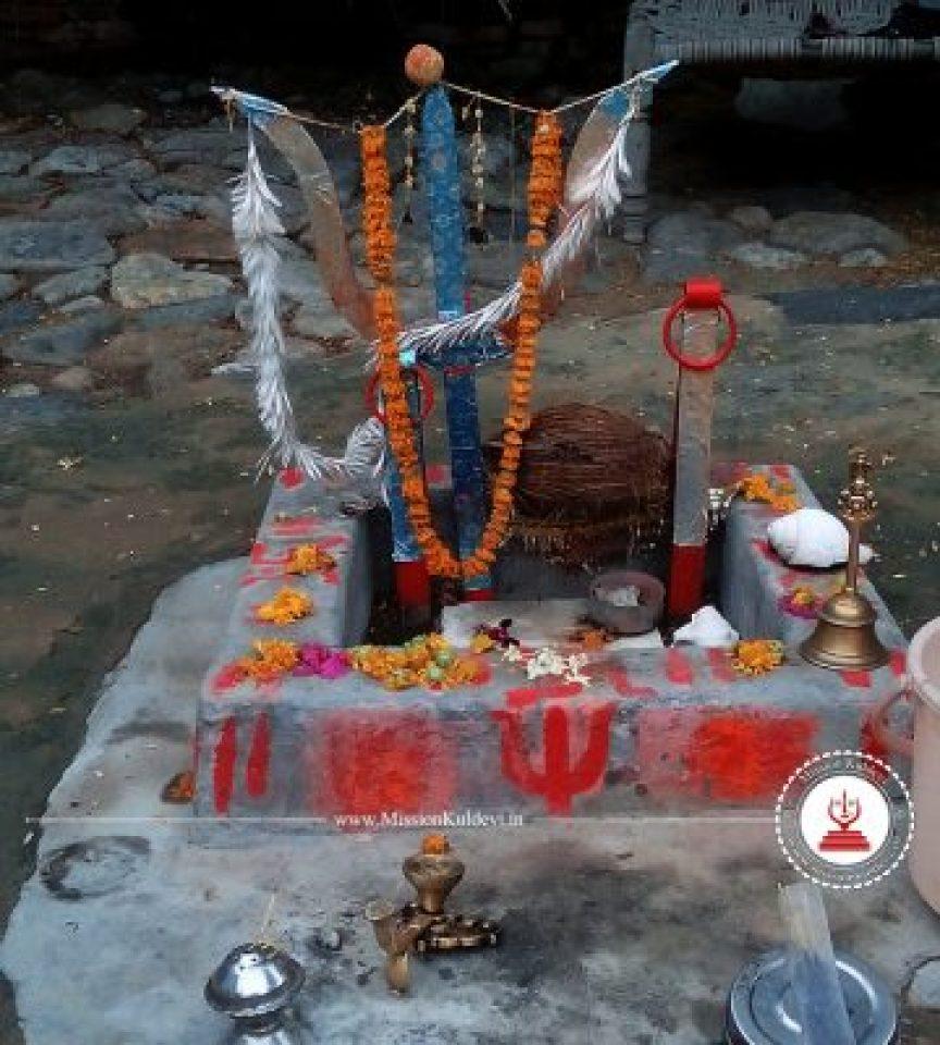 royal-mataji-temple-yagya