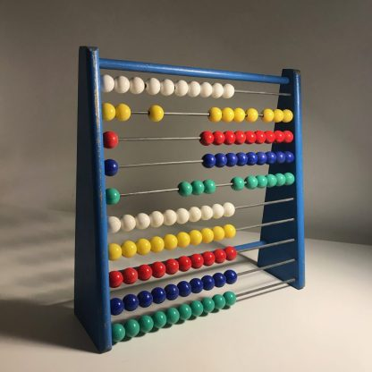 childrens abacus counting toy