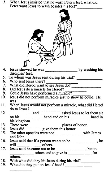 Jesus Loves Us — Jesus, Our Leader — Book 4