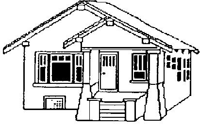 Home and Housing Styles, Definitions, pictures, sketches