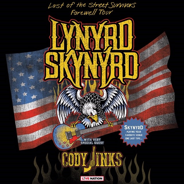 fd5027254c Lynyrd Skynyrd  Last of the Street Survivors Farewell Tour Coming to  Southaven