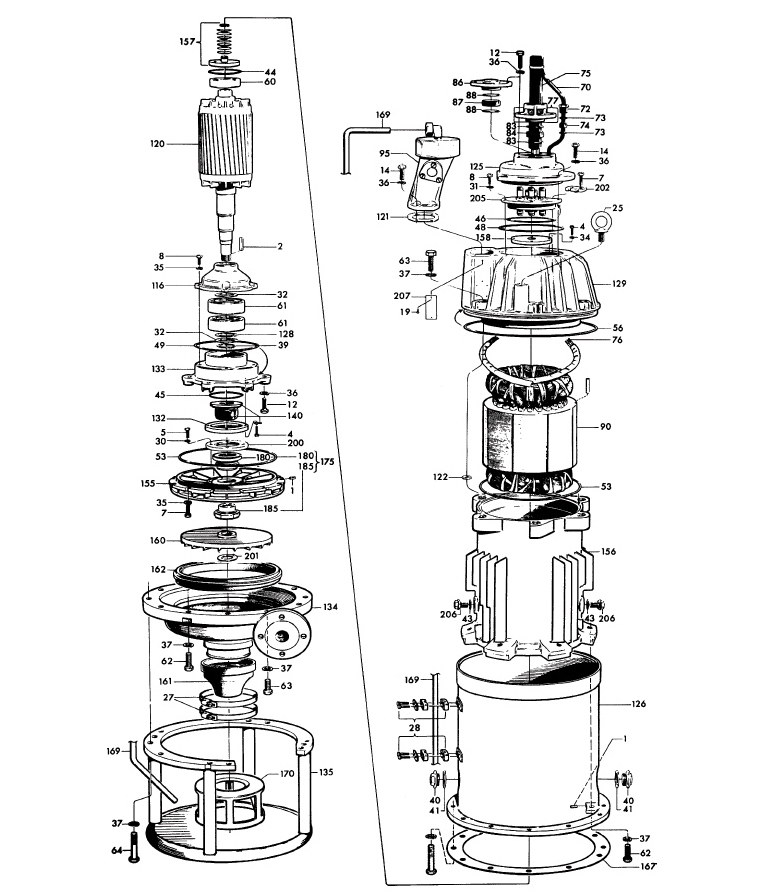 Mississippi Valley Pump, Inc.- Pump Detail, Model 2201_320