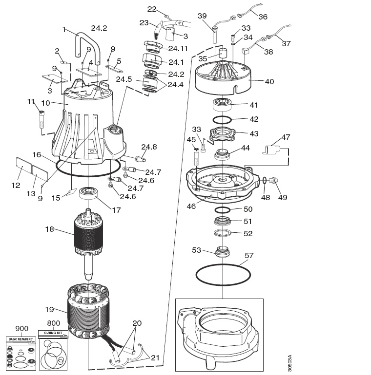 Mississippi Valley Pump, Inc.- Pump Detail, Model 3085_980