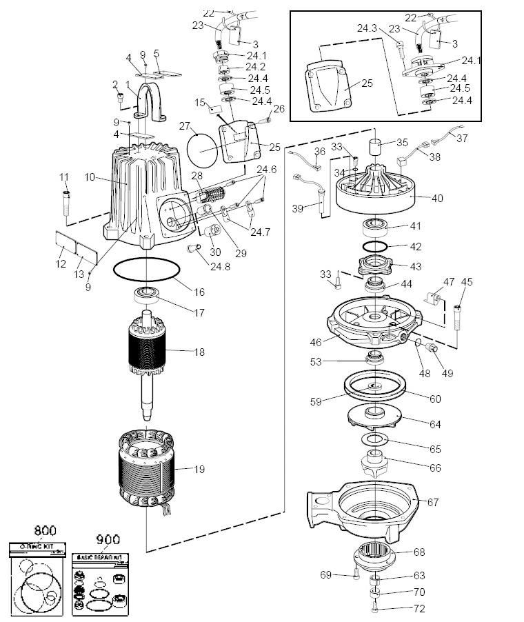 Mississippi Valley Pump, Inc.- Pump Detail, Model 3127_170