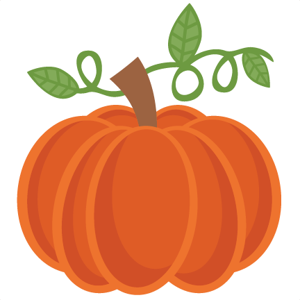 fall pumpkin svg scrapbook cut