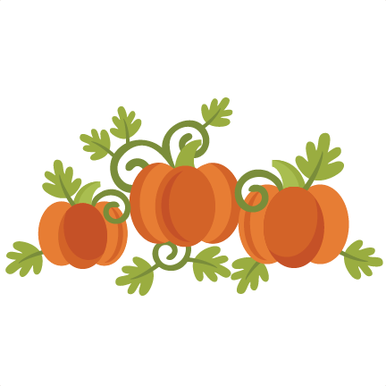pumpkin group svg scrapbook cut