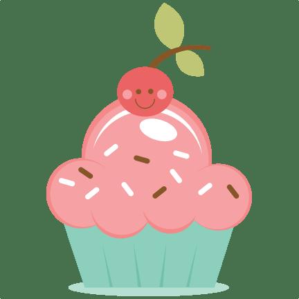 cupcake svg scrapbook cut file
