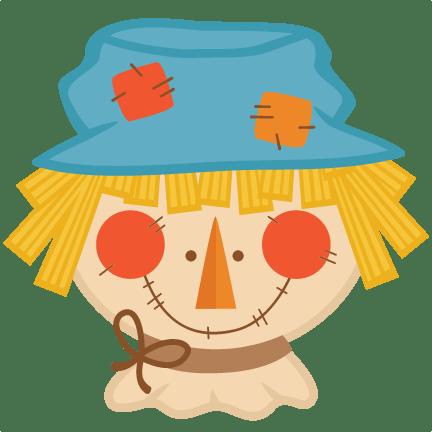scarecrow svg scrapbook cut file