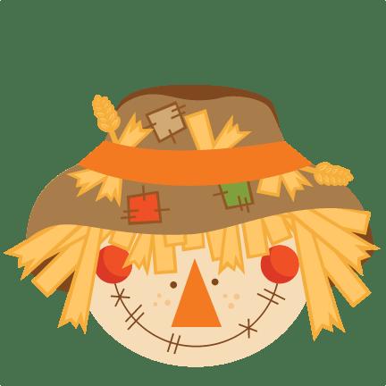 scarecrow free svg cut file