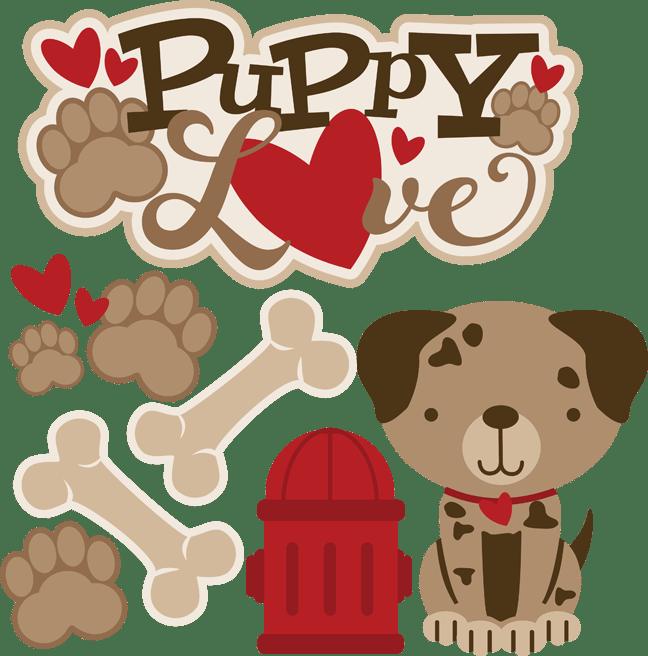 Download Puppy Love SVG