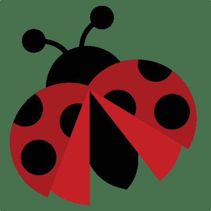 ladybug svg file scrapbooking