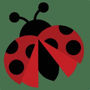 kate cuttables ladybugs