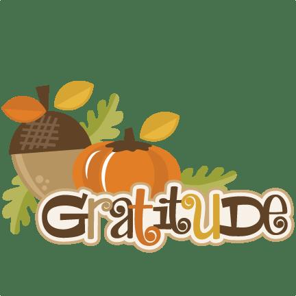 gratitude svg scrapbook title thanksgiving