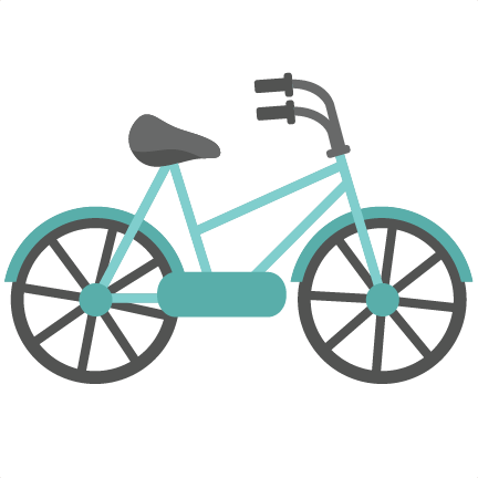 bicycle svg cutting file bike
