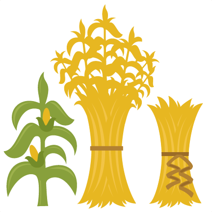 corn stalks svg cutting files