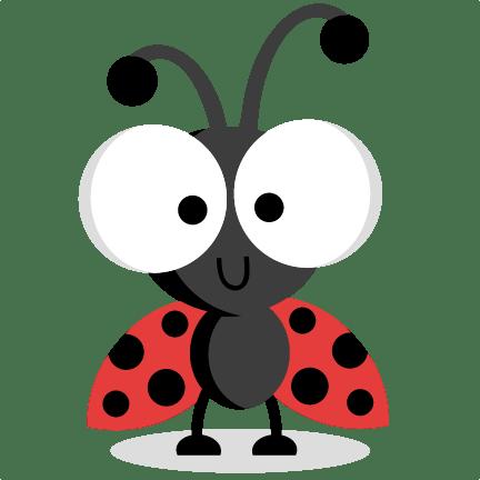 ladybug svg cutting files scrapbooking