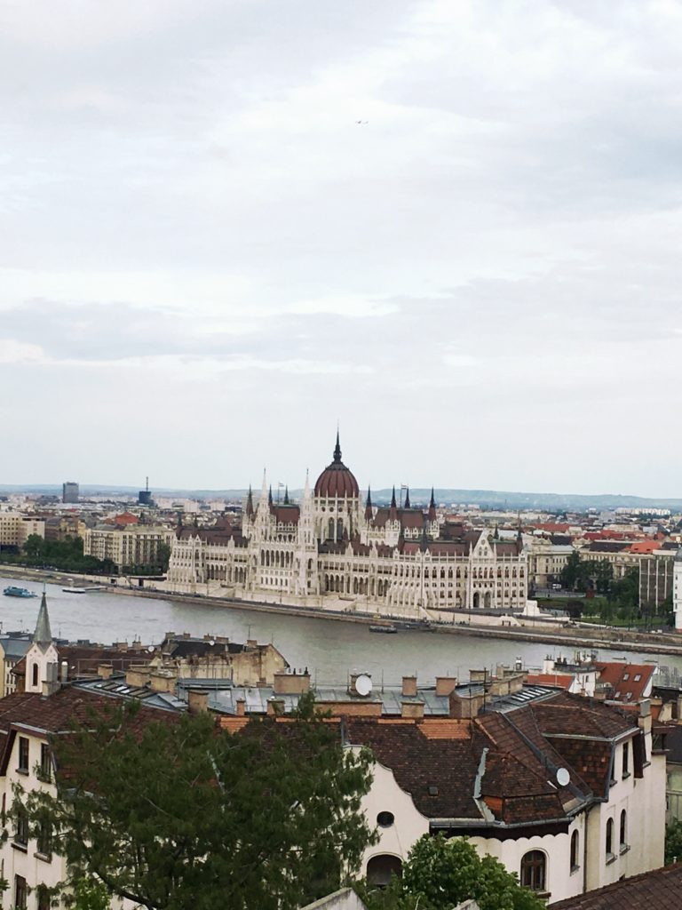 visiting budapest