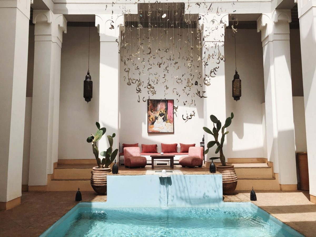 6 Things to know before staying in a Marrakech Riad
