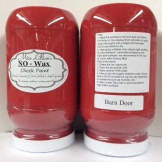 Chock Paint - Barn Door - Chalk Style Paint