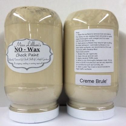 Chock Paint - Creme Brule
