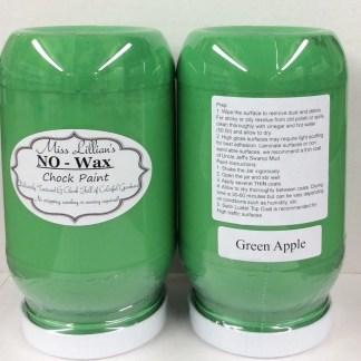 Chock Paint - Green Apple