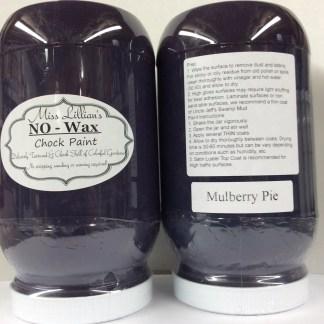 Chock Paint - Mulberry Pie
