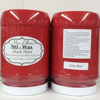 Chock Paint - Zoey Red