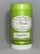 Metallic Paint - Frog Prince