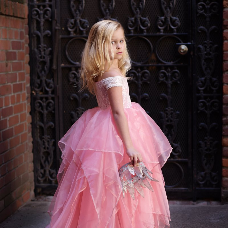 New Girls Couture Dresses