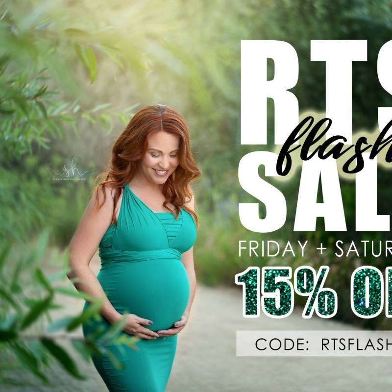 Ready To Ship | Flash Sale | Two Days Only