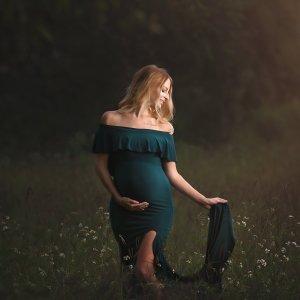 elegant maternity dresses, ruffle maternity dress, bridesmaid dress, gown, maternity gown, maternity dress, photography photo shoot, baby shower dress, maternity holiday dress, elegant dress