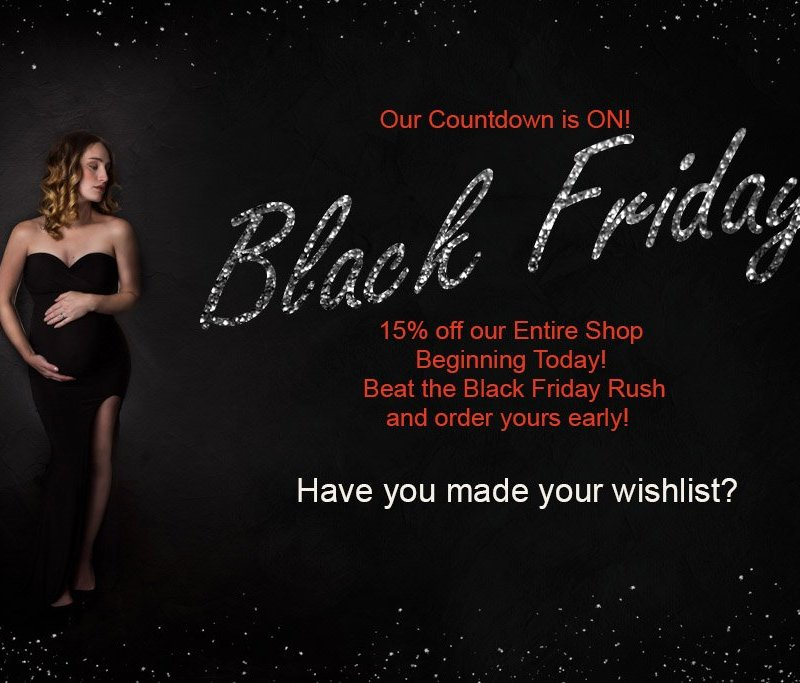 Black Friday is Almost Here! Maternity Dresses for Everyone!!!
