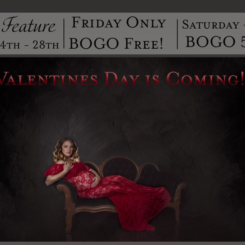 Feature Friday 1/24-1/28 | Pre-Valentine Day Sale!