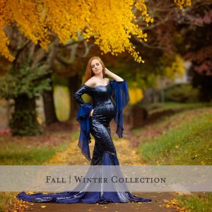 Fall Maternity Gowns