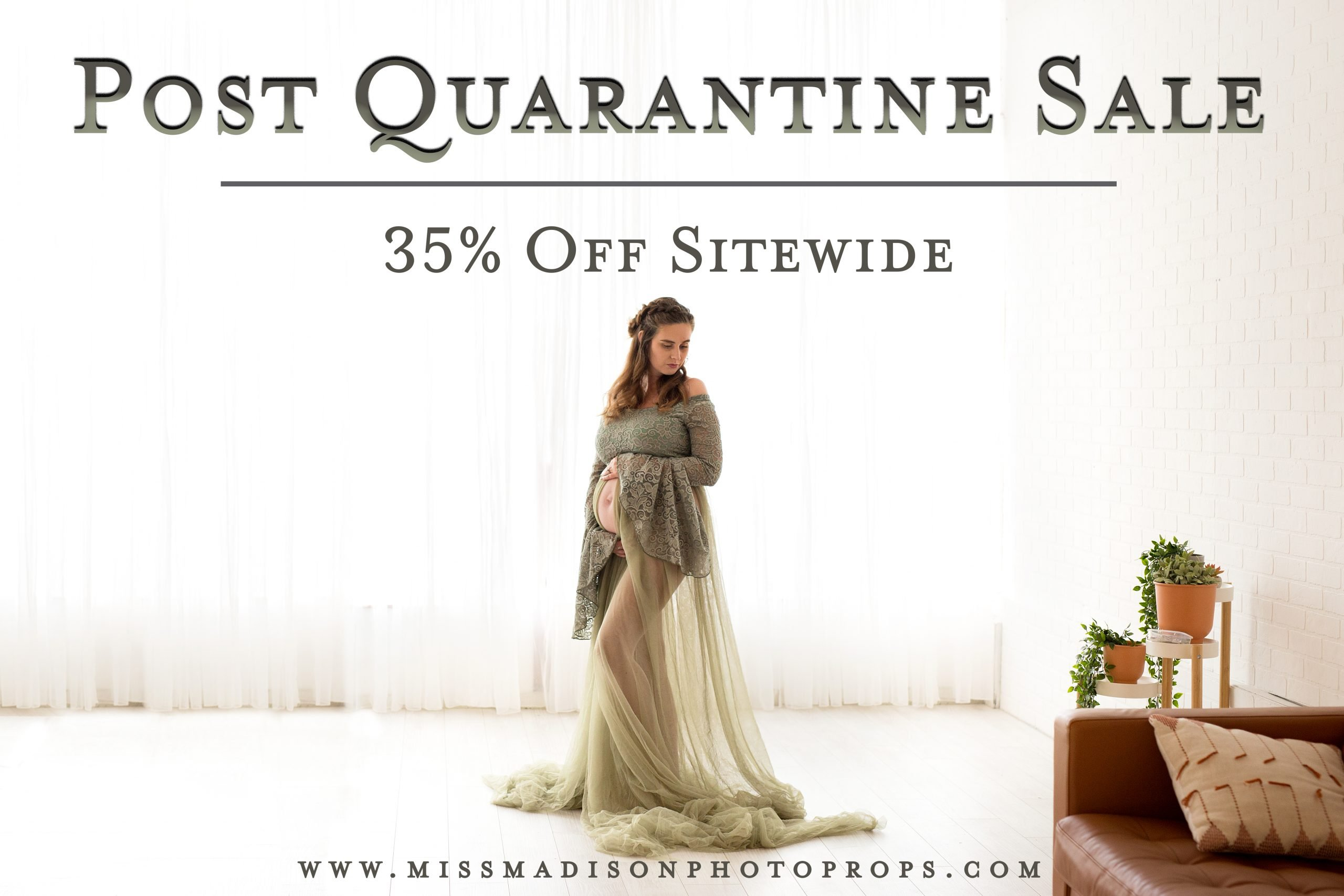 maternity gown sale
