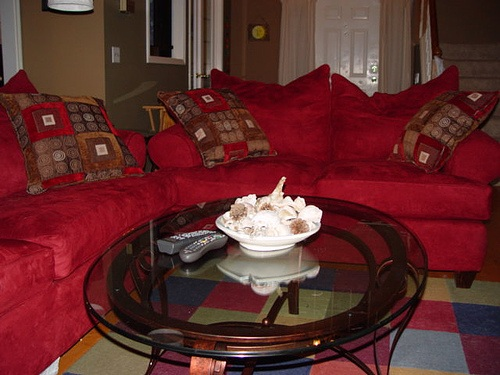 Living Room by Melissa