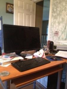 Desk Part One