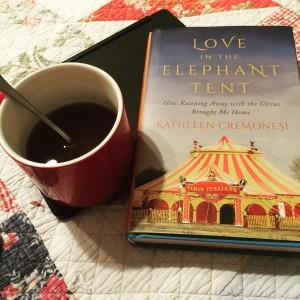 Book Tea Ipad Elephant